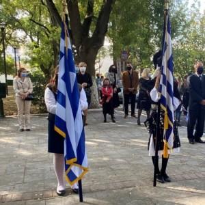 Ο Δήμος Δέλτα τίμησε την επέτειο του «ΟΧΙ»
