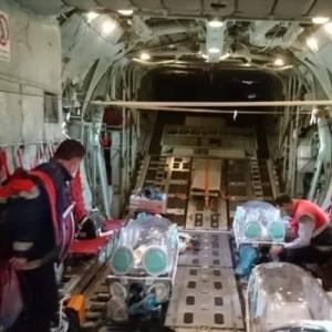 ΕΚΑΒ: Oλοκληρώθηκε η αεροδιακομίδη διασωληνωμένων ασθενών με Covid-19 του ΓΝ Δράμας