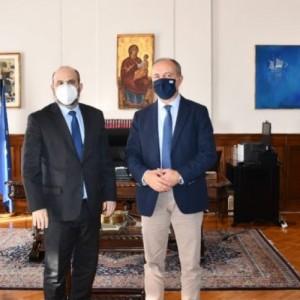 Μπίνης: Η Εθνική Αρχή Διαφάνειας βρίσκεται δίπλα στους πολίτες της Βόρειας Ελλάδας