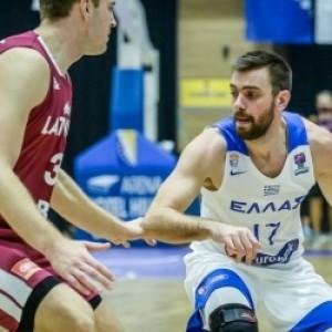 Μπάσκετ: Την Βουλγαρία αντιμετωπίζει η Εθνική Ανδρών  στο Σεράγεβο