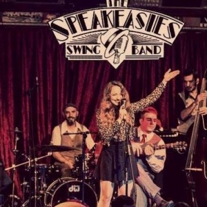 The Speakeasies Swing Band σε online μετάδοση