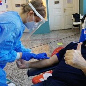 Εθελοντική Αιμοδοσία στη Χ.Α.Ν.Θ.: Από τον εθελοντισμό και την προσφορά δεν τηρούμε αποστάσεις