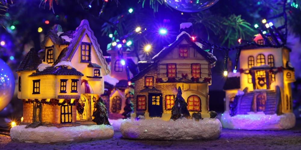 Χριστουγεννιάτικο Διαδικτυακό Χωριό» για τα παιδιά της Καλαμαριάς και όχι  μόνο | goTHESS.gr