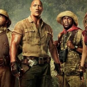 «Jumanji: Καλωσήρθατε στη Ζούγκλα» του Τζέικ Κάσνταν στο MEGA