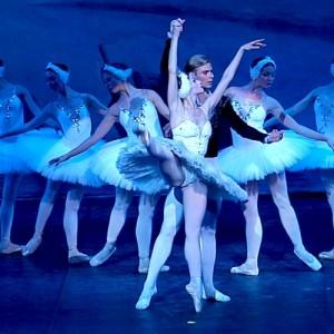 Η Λίμνη των Κύκνων - The Moscow Ballet