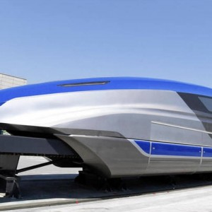 Αυτό το Κινέζικο τρένο μαγνητικής ανύψωσης τρέχει με 800 km/h