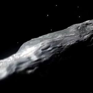 Μυστηριώδης αστεροειδής σε σχήμα πούρου είναι εξωγήινο σκάφος