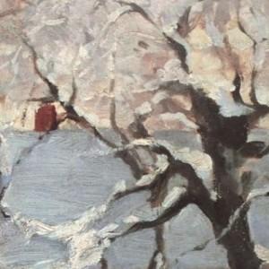 «Τα Δένδρα του Χιονιά με τον τρόπο των μεγάλων ζωγράφων, Monet, Μondrian, Klimt»