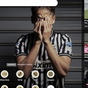 PAOK FC Chrome Extension!