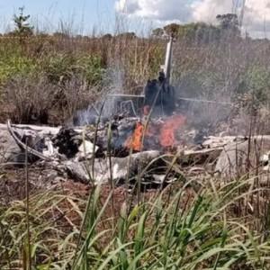 Αεροπορική τραγωδία στη Βραζιλία: Νεκρός ο πρόεδρος και τέσσερις παίκτες της Πάλμας