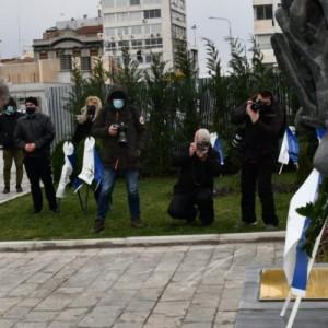 Καλαφάτης: Τιμούμε τη Μνήμη των Ελλήνων Εβραίων Μαρτύρων και Ηρώων του Ολοκαυτώματος