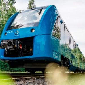 Διάκριση για το Coradia iLint το πρώτο τρένο υδρογόνου στον κόσμο