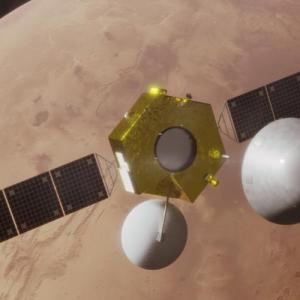Μη επανδρωμένο κινεζικό διαστημόπλοιο μπήκε σε τροχιά γύρω από τον Άρη