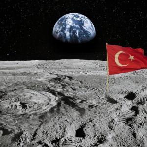 Η Τουρκία στοχεύει να πατήσει στη Σελήνη έως το 2023