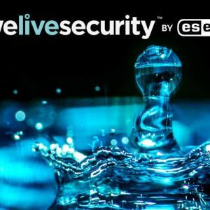 Η ΕSET προειδοποιεί για κυβερνοεπιθέσεις σε συστήματα ύδρευσης