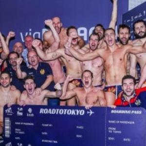 Υδατοσφαίριση: Η Ελλάδα εξασφάλισε την συμμετοχή της  στην Ολυμπιάδα