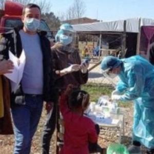 Καστοριά: Ενημέρωση για τον εμβολιασμό σε καταυλισμό Ρομά
