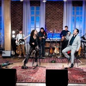 Η Ελευθερία Αρβανιτάκη και o Γιώργος Περρής στο «Μουσικό Κουτί» της ΕΡΤ1