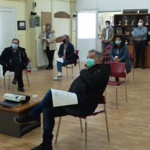 Προχωρά η μελέτη για το νέο πολιτιστικό κέντρο Ταγαράδων