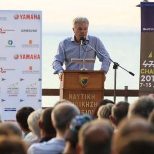 Ο Λάζαρος Τσαλίκης υποψήφιος Πρόεδρος της Ελληνικής Ιστιοπλοϊκής Ομοσπονδίας