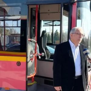 Ο Δήμος Αμαρουσίου ενισχύει  την Δημοτική Συγκοινωνία  με έκτακτα δρομολόγια