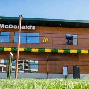 Νέο εστιατόριο McDonald's στο Ίλιον