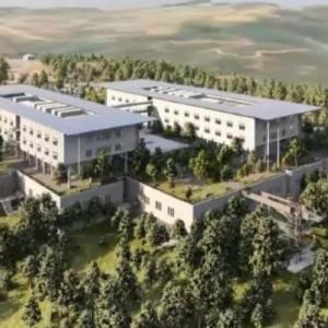 Οδικές παρεμβάσεις στο υπό κατασκευή Πανεπιστημιακό Παιδιατρικό Νοσοκομείο στο Φίλυρο