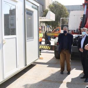 Σαράντα οικίσκοι για τη διενέργεια τεστ κορονοϊού στα νοσοκομεία της Κεντρικής Μακεδονίας