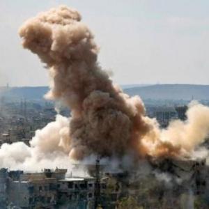 H ΕΕΔΥΕ  καταγγέλλει και καταδικάζει  τους βομβαρδισμούς των ΗΠΑ στη Συρία