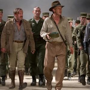 «Indiana Jones και το Βασίλειο του Κρυστάλλινου Κρανίου» του Στίβεν Σπίλμπεργκ στο OPEN