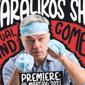 The Zaralikos Show: A Virtual Stand Up Comedy Special