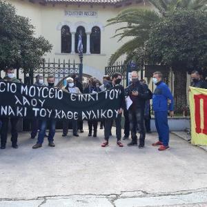 Ο Σύλλογος Ελλήνων Αρχαιολόγων για την κινητοποίηση στο Βυζαντινό & Χριστιανικό Μουσείο