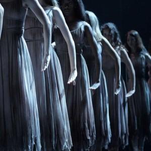 «Ζιζέλ» του Ακραμ Καν από το εθνικό μπαλέτο της Αγγλίας on line