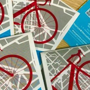 Ηρθε και ο Ποδηλατικός Χάρτης Θεσσαλονίκης
