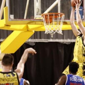 Basket League: Άρης - Λάρισα 70-52