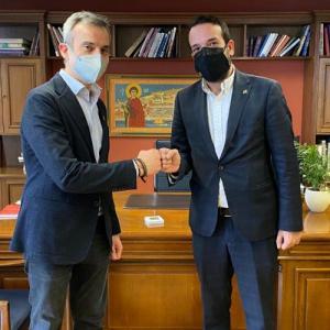 Νέος πρόεδρος του δημοτικού συμβουλίου Θεσσαλονίκης ο Πέτρος Λεκάκης