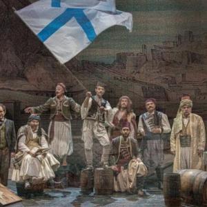 Live Streaming: «Η Βαβυλωνία» του Δ. Κ. Βυζάντιου σε σκηνοθεσία Γιάννη Κακλέα