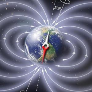 Webinar: Η μεταβολή του Μαγνητικού Πεδίου της Γης από την προϊστορία μέχρι σήμερα