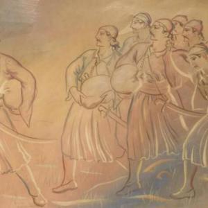 Η Ελληνική Επανάσταση του 1821 μέσα από τις εικαστικές τέχνες