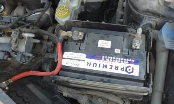 Φόρτιση μπαταρίας αυτοκινήτου