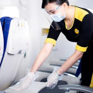 Διάκριση υγειονομικής ασφάλειας για την αεροπορική εταιρεία χαμηλού κόστους Scoot