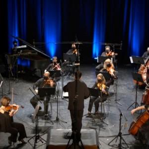 Η «Κινηματογραφική Σουίτα αρ. 1» του Νίκου Κυπουργού από τη Συμφωνική Ορχήστρα Δήμου Θεσσαλονίκης