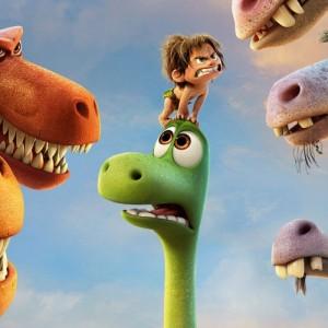 «Ο Καλόσαυρος» (The Good Dinosaur) του Πίτερ Σον στον ALPHA