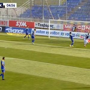 Αστέρας Τρίπολης – ΠΑΟΚ 1-1