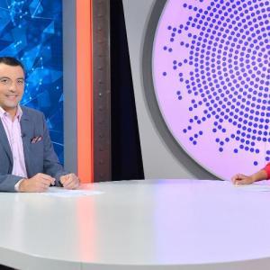 Η πρόεδρος της Επιτροπής «Ελλάδα 2021» Γιάννα Αγγελοπούλου στις «Συνδέσεις»