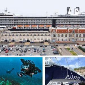 Διαδικτυακή ημερίδα: Θαλάσσιος τουρισμός- Κρουαζιέρα-Γιώτινγκ-Κατάδυση