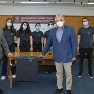 Με νέο πρότζεκτ και όραμα η φοιτητική ομάδα iGEM Thessaloniki