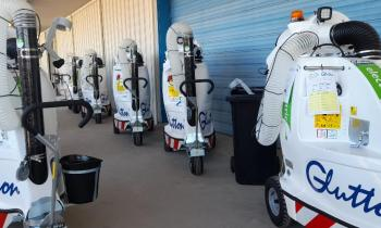 Δέκα ηλεκτρικά σάρωθρα στη μάχη της καθαριότητας του Δήμου Θεσσαλονίκης