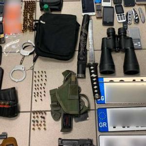 Εξιχνιάστηκε ένοπλη ληστεία που έλαβε χώρα σε βάρος επιχειρηματία του Νομού