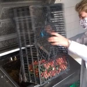 Mονάδα αερόβιας χώνευσης απορριμμάτων τροφίμων στην Πανεπιστημιακή Φοιτητική Λέσχη του ΑΠΘ